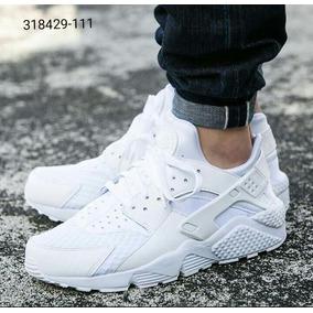 Zapatillas Nike Huarache Blancas Hombre Originales