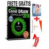 Corel Draw 2018 Licença Original Corel Superior X7-x8 2017