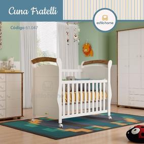 Cuna Charriot Colecho Bebé Converible En Mini Cama Ruedas