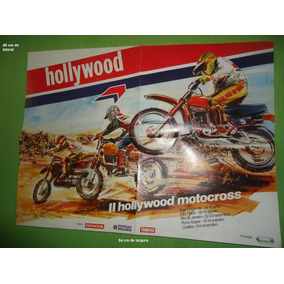 Poster Holywood Motocross