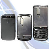 Carcasa Original Para Blackberry Torch 9800 - Nuevas