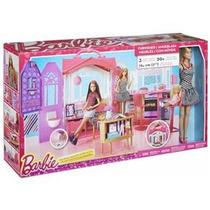 Casa De Ferias Da Barbie - Mattel - Novo (na Embalagem)