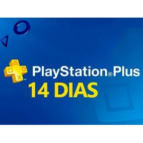 Ps Plus 14 Dias Ps4 Ps3 Entrega Inmediata Play Station