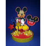 Centros De Mesas De Mickey O Minnie