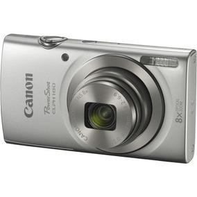 Canon Powershoot Elph180 + Garantia Oficial Por Un Año