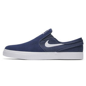 Zapatillas Nike Zoom Stefan Janoski Azul Hombre