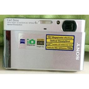 Ganga Camara Fotografica Sony Cyber-shot Dsc-t90 12mp Zoom 4