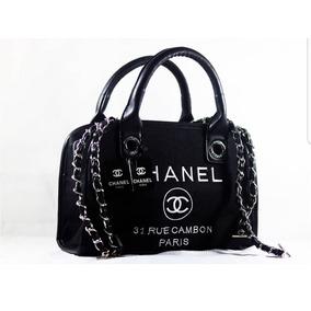Bolsa Chanel Para Dama Loneta
