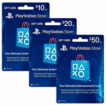 A $1250 Tarjeta Playstation Network 50 Usd Mex Promo! Psn