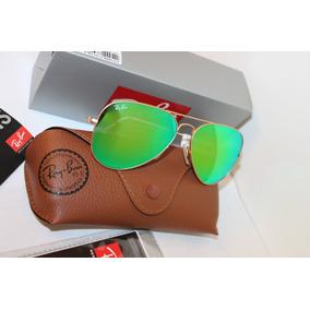 07a5910cca18b Oculos Ray Ban Original Espelhado Aviador Promoção De Sol - Óculos ...