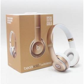 Auricular Vincha Beats Solo 2 Wireless Special Gold Original