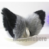 Gato Zorro Orejas Kitty Traje De Halloween Cosplay Disfraces