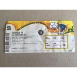 Ingresso Brasil X Espanha - Final Da Copa Confederações 2013