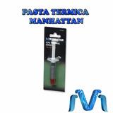 Pasta Térmica Manhattan P/disipadores Procesador (jeringa)