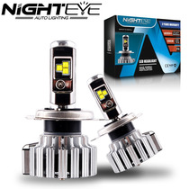 Luces Led Nighteye 9000lm H1 H3 H4 H7 H11 9005 9006