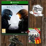 Halo 5 Xbox One Codigo + Super Regalo