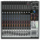 Consola Behringer Xenyx X2442 Usb Mixer 10 Ch Xlr Efectos
