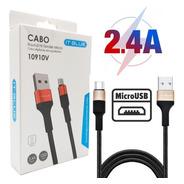Cabo Carregador Turbo Micro Usb