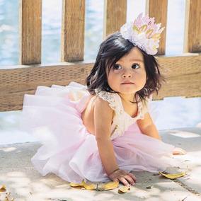 Tutú Y Pañalero Fiesta Cumpleaños Princesa Sesión Fotos