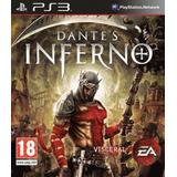Dantes Inferno Ps3 Digital Entrega En El Día