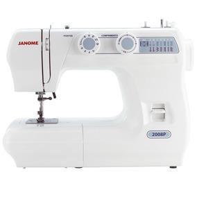 Máquina De Costura Com 14 Tipos De Pontos - 127v Janome