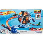 Hot Wheels Competicao Giratoria - Gjm77 Mattel
