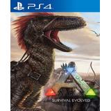 Ark Survival Evolved Ps4 Fisico Sellado Ramos Mejia Ade