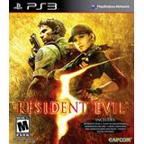 Resident Evil 5: Gold Edition. Ps3. Nuevo Y Sellado