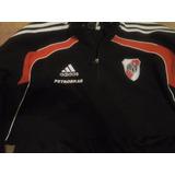 Excelente Buzo adidas De River Plate Nuevo Temp.2008 Utilera