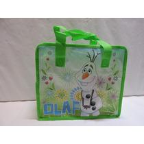 Olaf Frozen Dulceros Bolsas Recuerdos Fiestas 10 Bolos