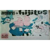 2523 Revista Aventuras De Hijitus Nª 9 Garcia Ferre 1970