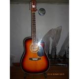 Guitarra Electrocustica Santana 12 Cuerdas
