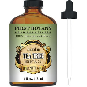 2 Aceite Esencial De Árbol De Té Tea Tree Oil 100%puro 236ml
