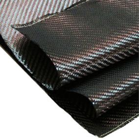 Fibra De Carbono Tecido / Laminação Tunning Sarja- 1 X 1,3 M