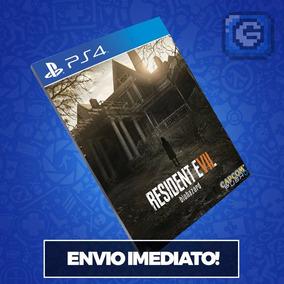 Resident Evil 7 - Código 12 Dígitos - Mídia Digital - Ps4