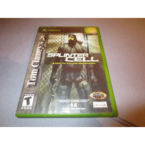 Splinter Cell Stealth Action Redefined Xbox Clasico