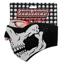 Media Mask Calavera Neoprene Invierno Protector - Airsoft
