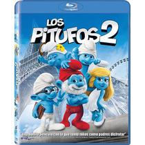 Blu Ray Dvd Combo The Smurfs 2 Los Pitufos 2 Tampico Madero