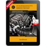 Mantenimiento Sistema Eléctricos Electrico Carros Motor