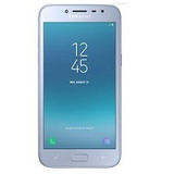Galaxy J2 Single Sim Aluminum Silver (2018) Octacore