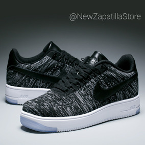 Nike Air Force Rosa Fluor Zapatillas Negro en Mercado