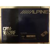 Alpine Crm-1652rf Cd Changer Controller Controlador Estereo
