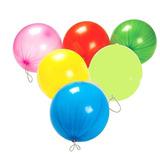 Punch Balloons, Balls - 20 Por Unidad - Color + Envio Gratis