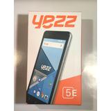 Yezz 5e Dual Sim 1gb Ram 5pulg 8gb Forro Vidrio Tienda Easyb