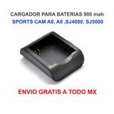 Cargador Para Sports Cam Sj4000 , Sj5000,a8, A9 Envío Gratis