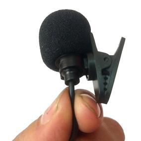 Micrófono Pequeño, Para Entrevistas
