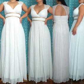 Vestido De Noiva Civil/ Vestido De Noiva Simples/ Barato