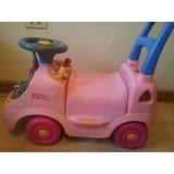 Carro Disney Princesas Original
