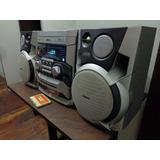 Ler Som Antigo Philips System Entr Auxiliar Radio Tape Caixa