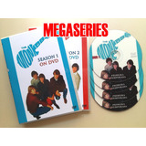 Dvd The Monkees - Serie Clássica Completa Dublada